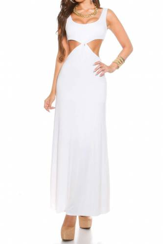 Longdress CutOuts - white