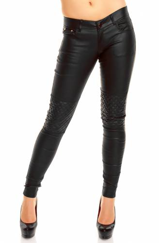 Biker Hose Ashley - black