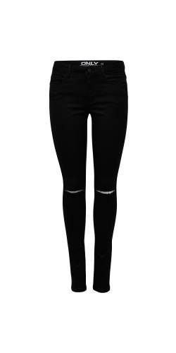 Black Jeans L32 - black
