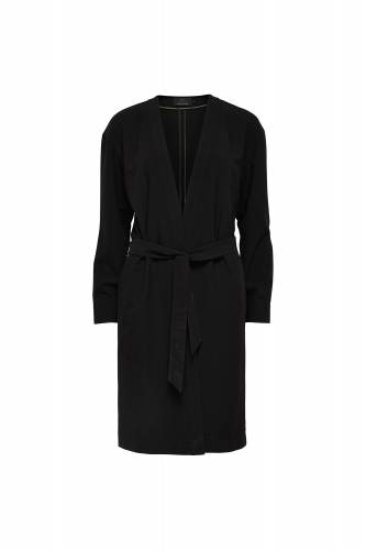 Trend Trenchcoat - black