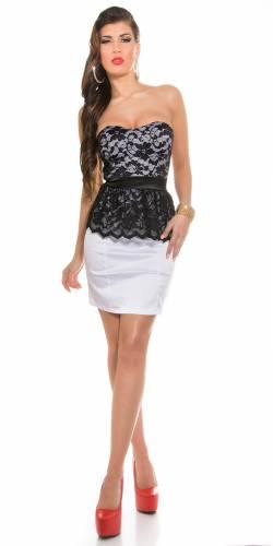 Kleid - white