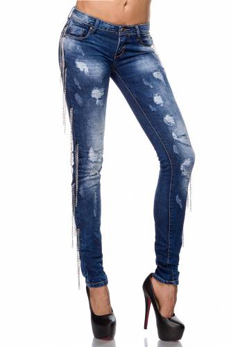 Usedlook-Jeans - blue