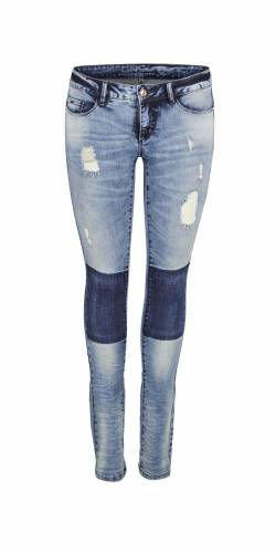 Skinny Denim - pale blue