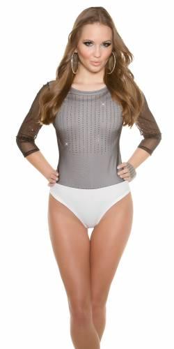 Glamour-Body - white