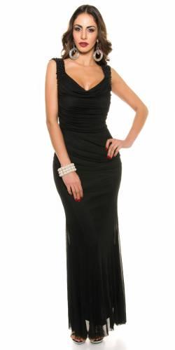 Abendkleid - black