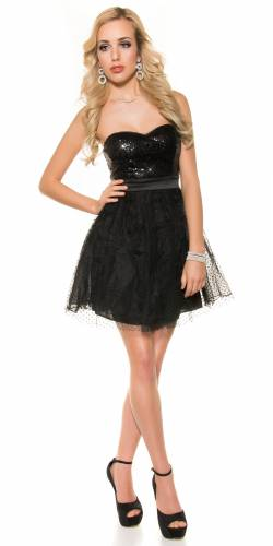 Cocktail-Kleid - black
