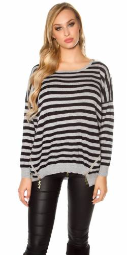 Pullover Sally - grey