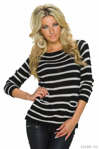 Pullover Yael - black