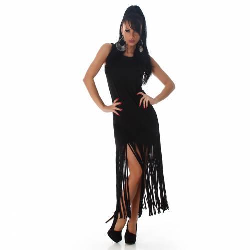 Kleid Alida - black