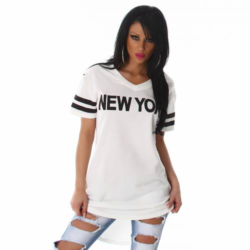 Shirt NY - white