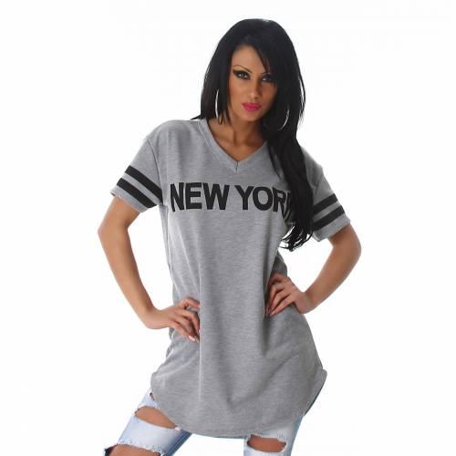 Shirt NY - grey