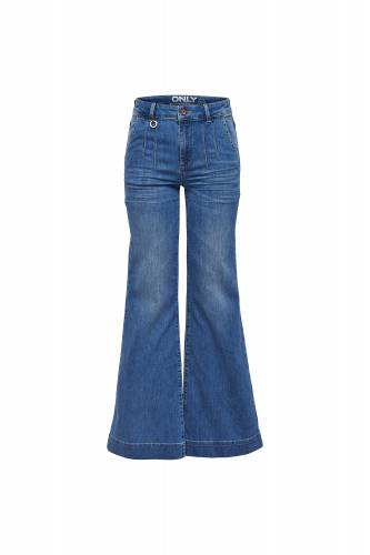 jeans Highw Flared - blue