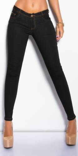 Skinny Jeggings - black