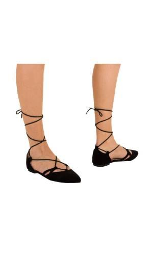 Ballerinas - black