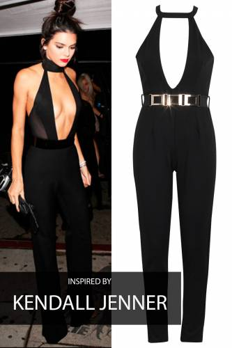 Overall Kendall - black