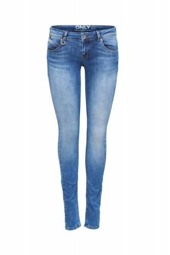 Basic Jeans - blue