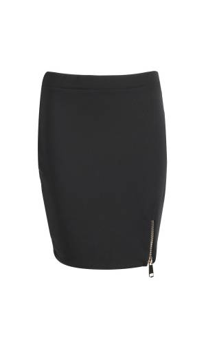 BODYCON Rock - noir