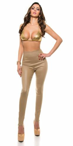 Highwaist Hose - beige