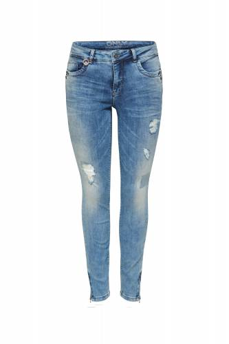 ONLY Blue Denim - blau