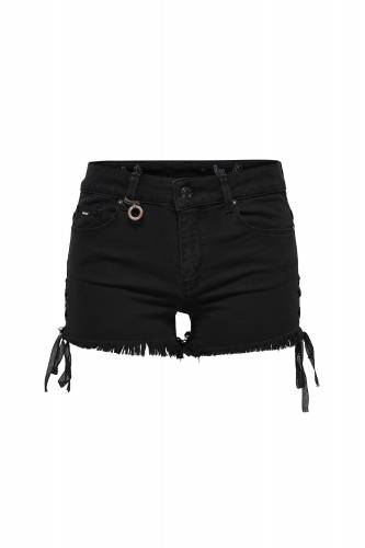 ONLY Denim Shorts - schwarz