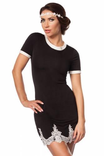 Kleid Ilana - black