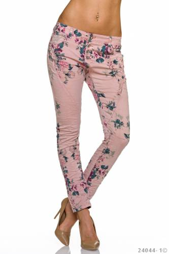 Jeans Lexxury - rose