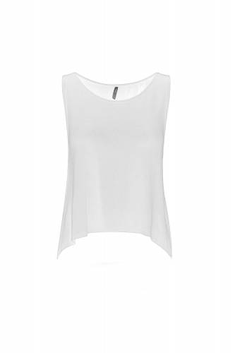 Top Only - white