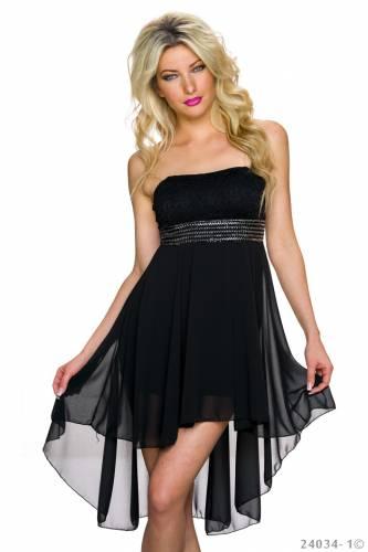 Kleid Ignacia - black