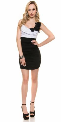 Kleid Sinea - white
