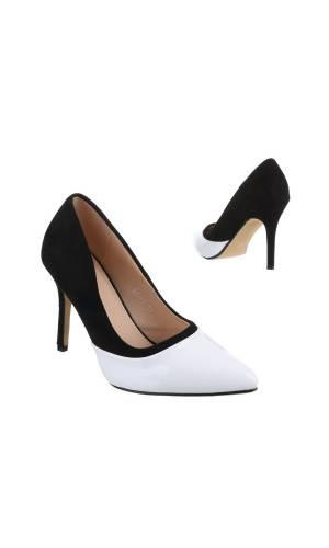 High Heels Mary - black