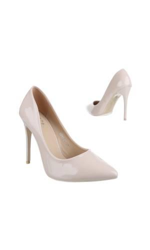 High Heels Vera - beige