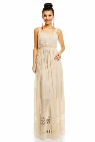 Kleid Maia - beige