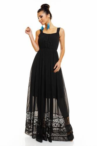 Kleid Maia - black
