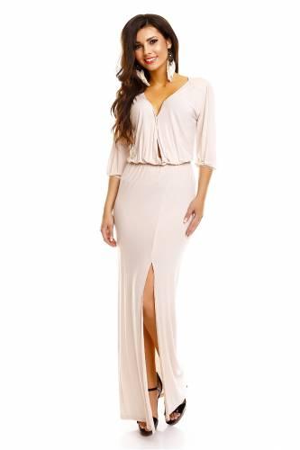 Kleid Miliana - beige