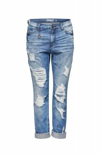 Boyfriend Jeans - blue