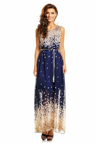 Kleid Irina - dark blue