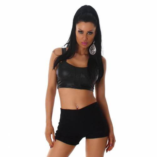 Shorts Selen - black