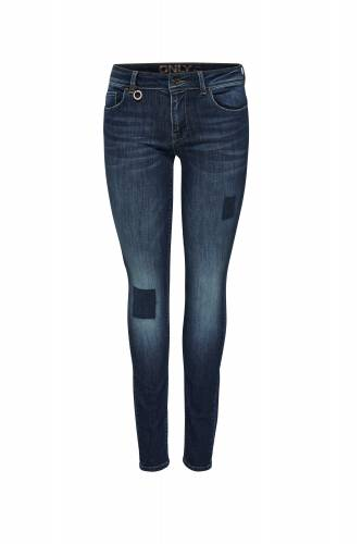 Dark Blue Denim - dark blue