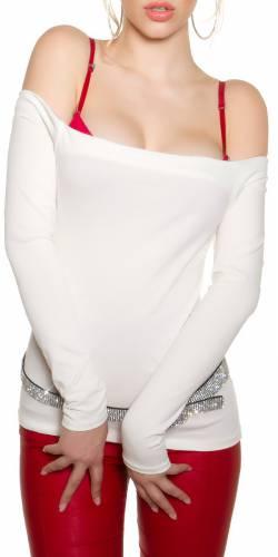 Basic Shirt - creme