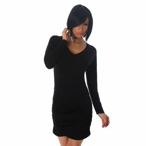 Kleid Selina - black