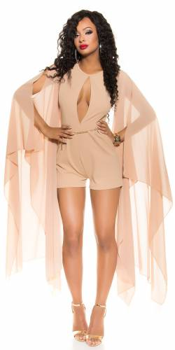 Playsuit - beige