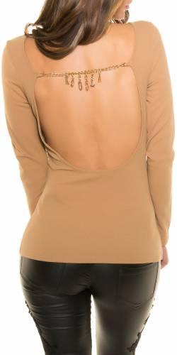 Koucla-Shirt - brown