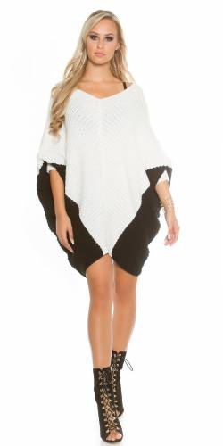 Oversize Pullover - creme