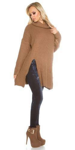 Trend Strickpulli - brown