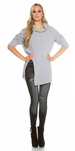 Trend Strickpulli - grey