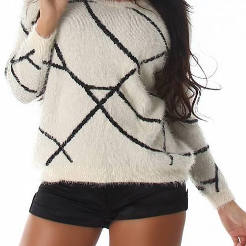 Pullover Jela - creme