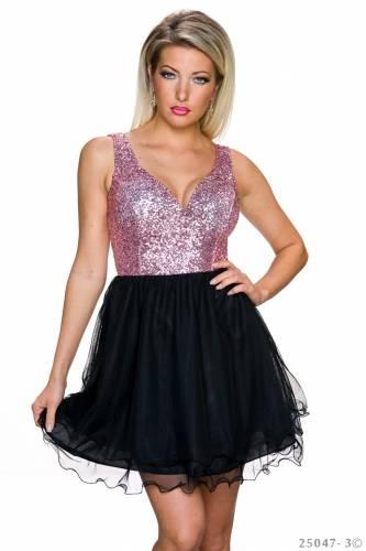 Party Kleid - rose