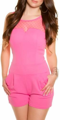 Playsuit - pink