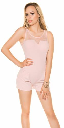 Playsuit - rose
