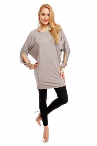 Langarm Shirt - grey